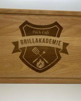 """Steakbrett """"The Grillacademy"""""""