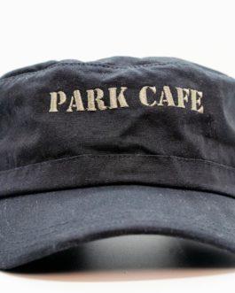 "Military Cap ""Park Cafe"""