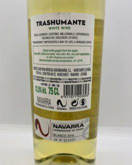 Trashumante Blanco Weißwein