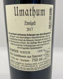 Umathum Zweigelt